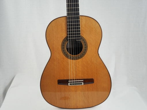 Guitare classique du luthier vicente carrillo herencia especial 01