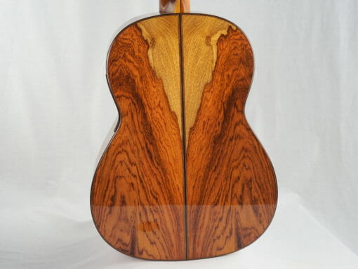 vicente carrillo Guitare classique du luthier herencia especial