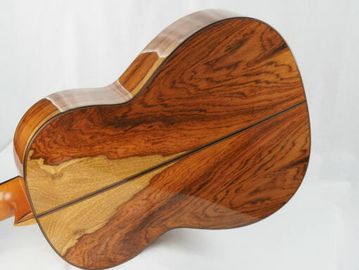 Guitare classique du luthier vicente carrillo herencia especial