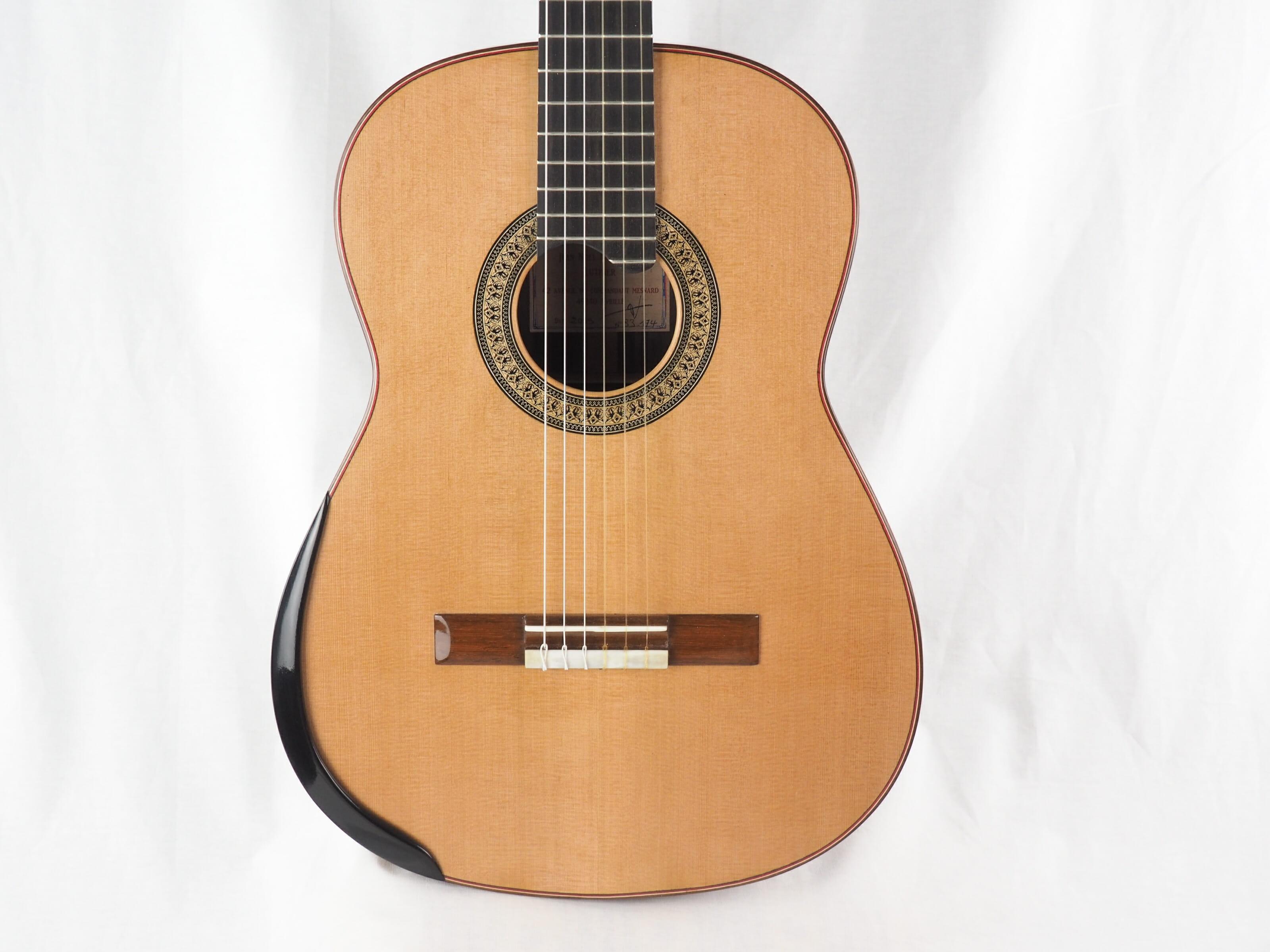 Jean-Noel Lebreton luthier guitare classique No 19LEB192-10