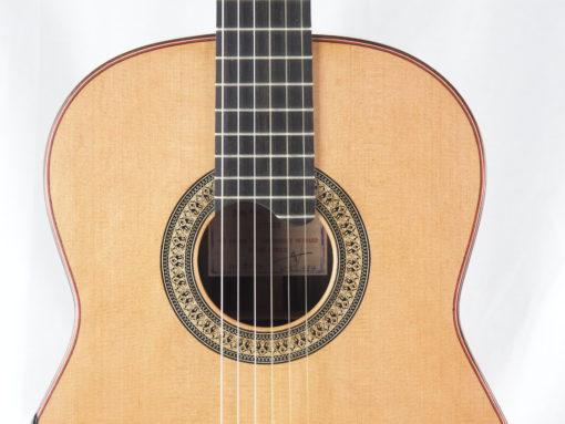 Jean-Noel Lebreton luthier guitare classique No 19LEB192-09