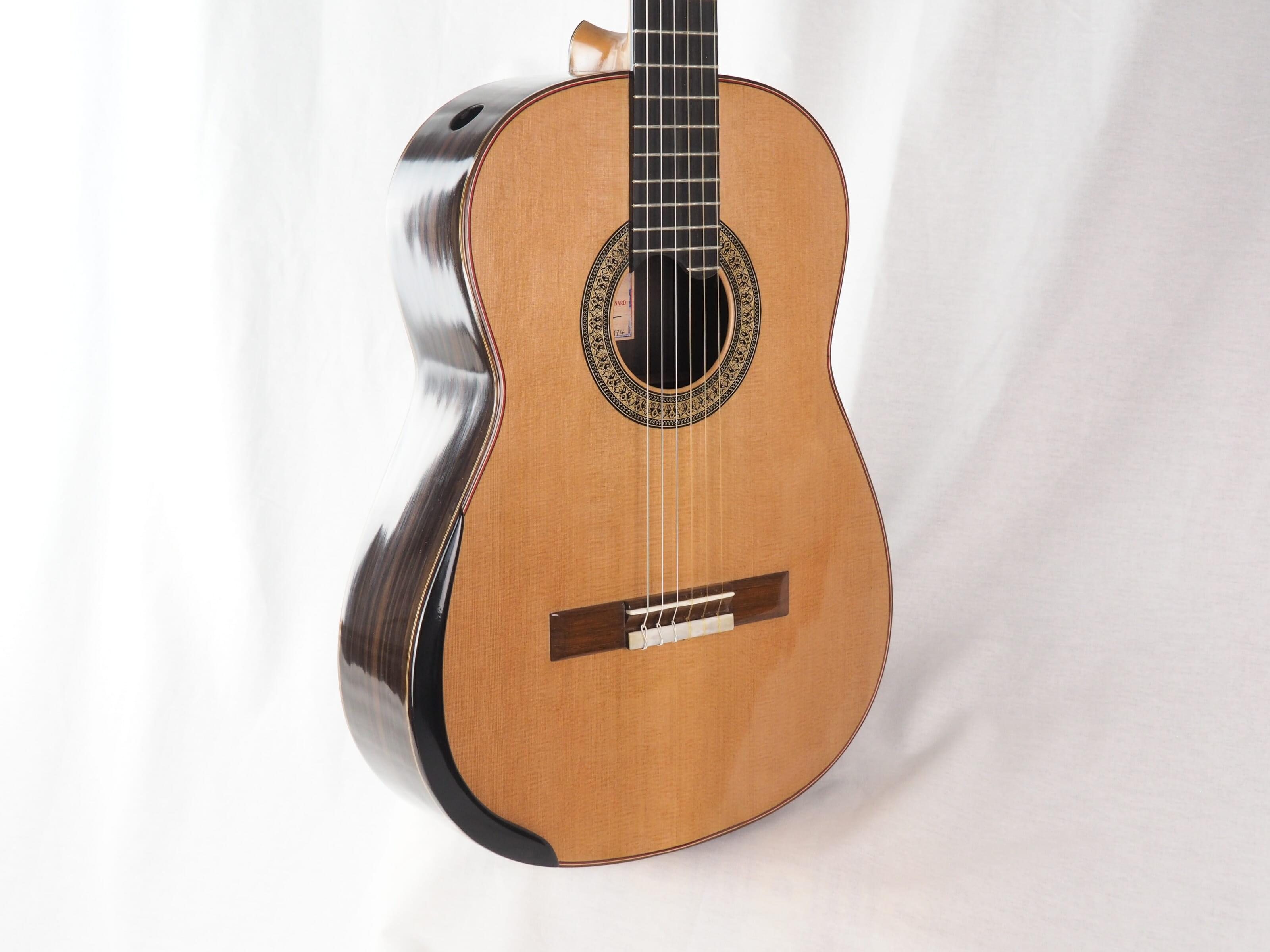 Jean-Noel Lebreton luthier guitare classique No 19LEB192-06