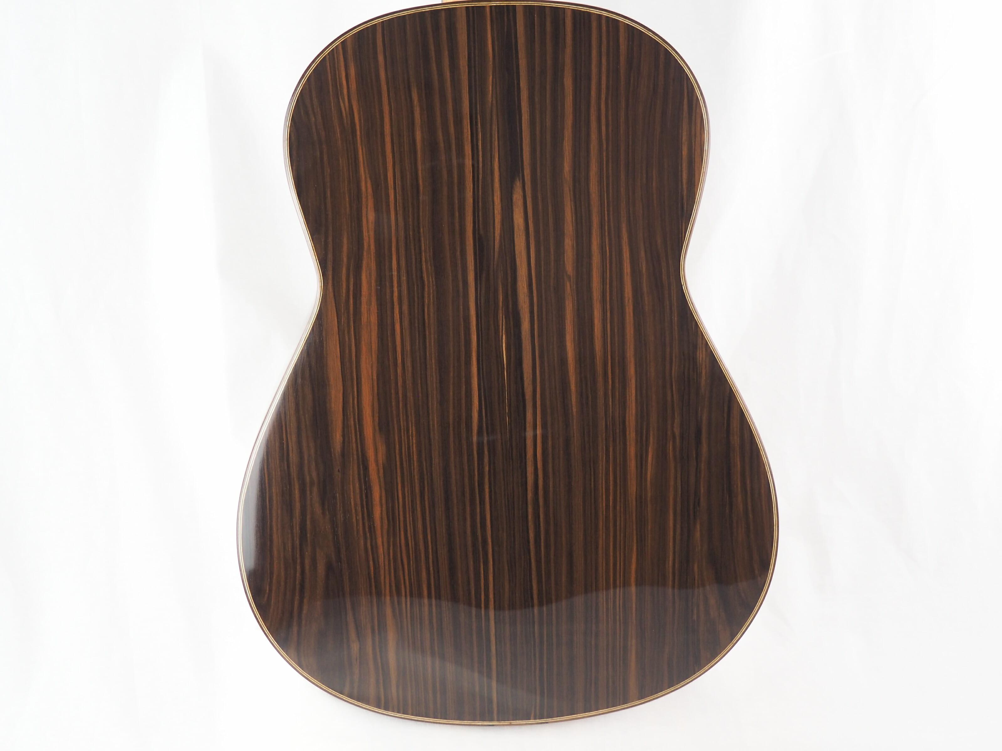 Jean-Noel Lebreton luthier guitare classique No 19LEB192-04
