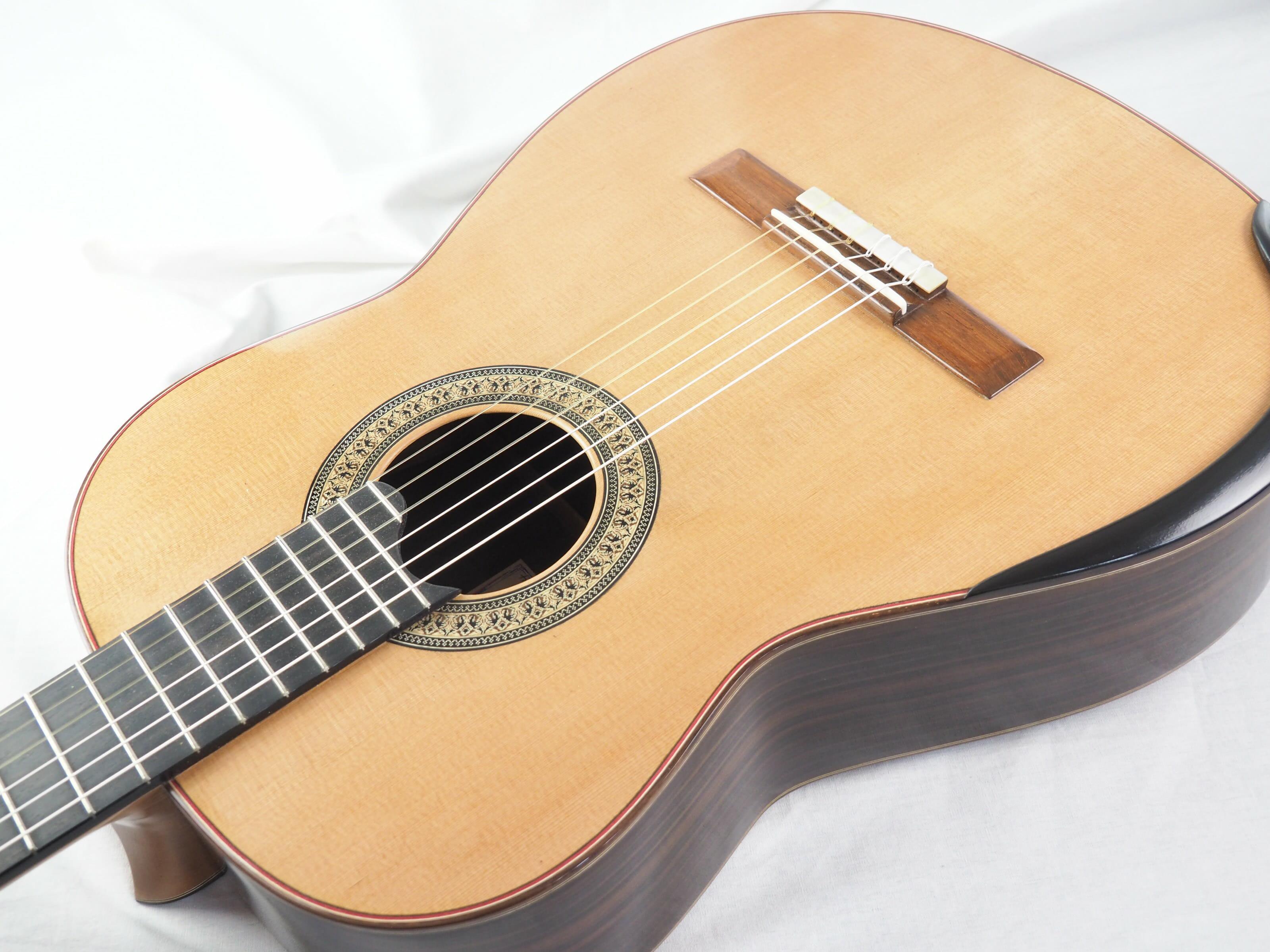 Jean-Noel Lebreton luthier guitare classique No 19LEB192-01
