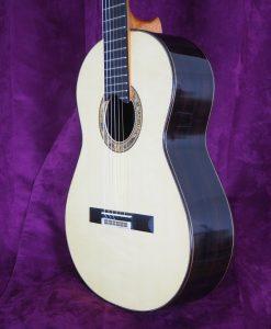Guitare classique luthier dake Traphagen