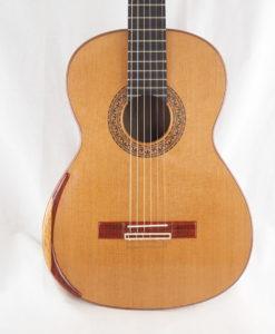Luthier Vasilis Vasileiadis guitare classique no. 19VAS156-10