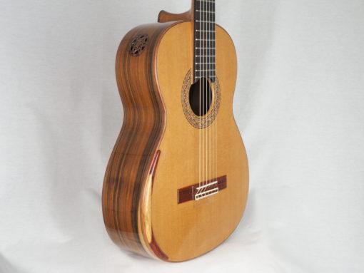 Luthier Vasilis Vasileiadis guitare classique no. 19VAS156-05