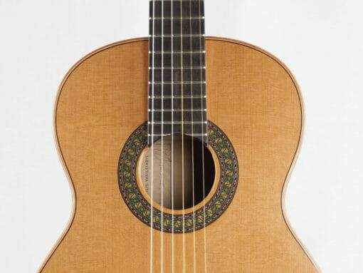 Vasilis Vaseleiadis luthier guitare classique