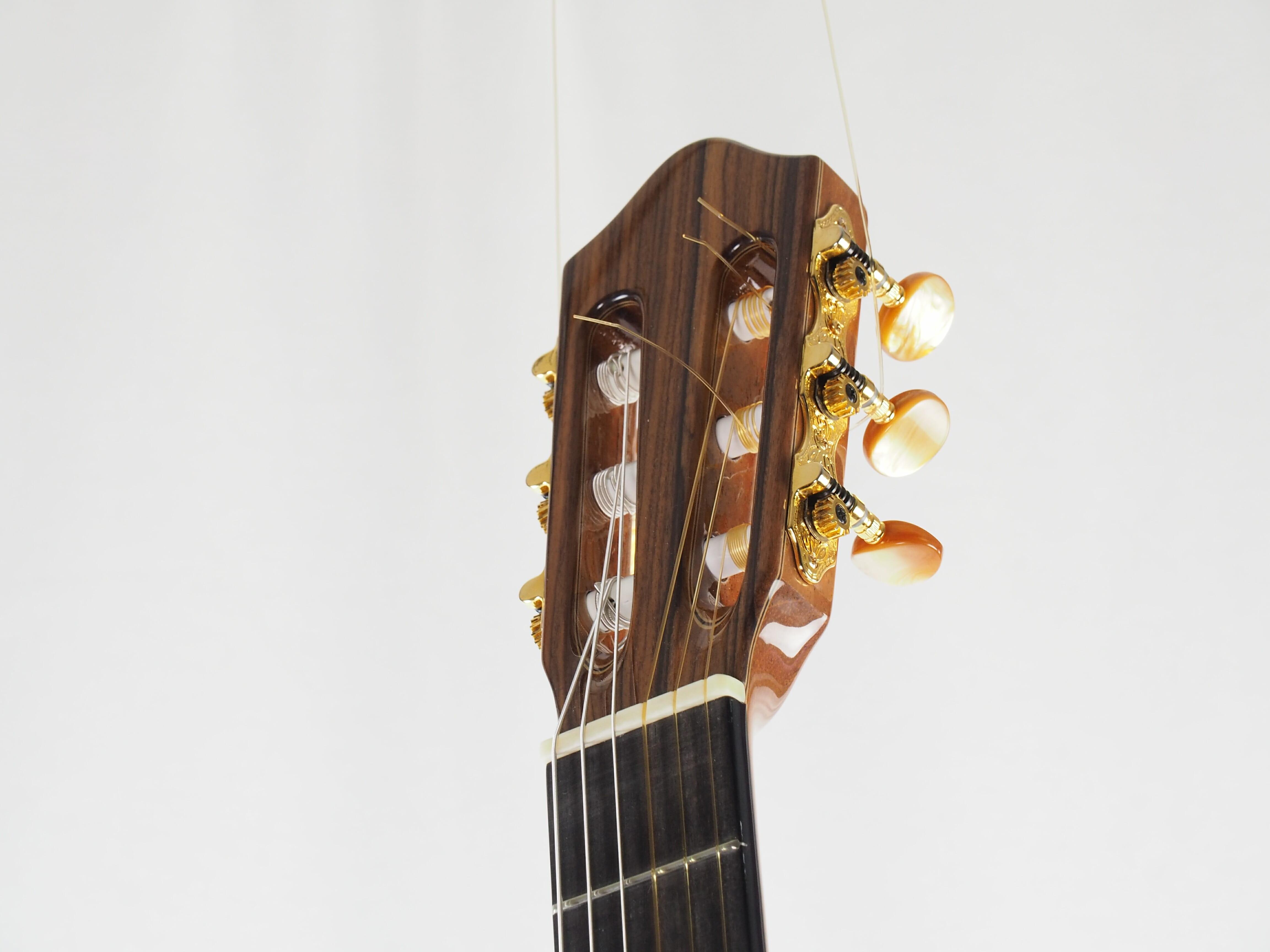 Vasilis Vasileiadis guitare classique Luthier