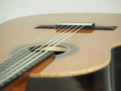 Martin Blackwell guitare classique double-table n°135