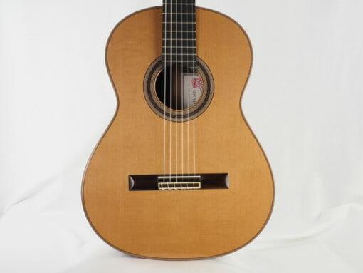 Young Seo Guitare classique modèle Special 2017