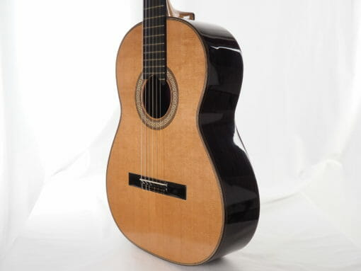 Luthier Michael O'Leary Guitare classique n°219