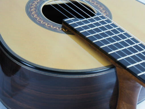 Young Seo Guitare classique modèle Special