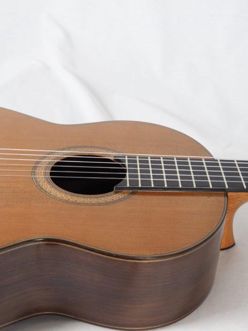 www.guitare-classique-concert.fr Guitare classique luthier Dominique Delarue