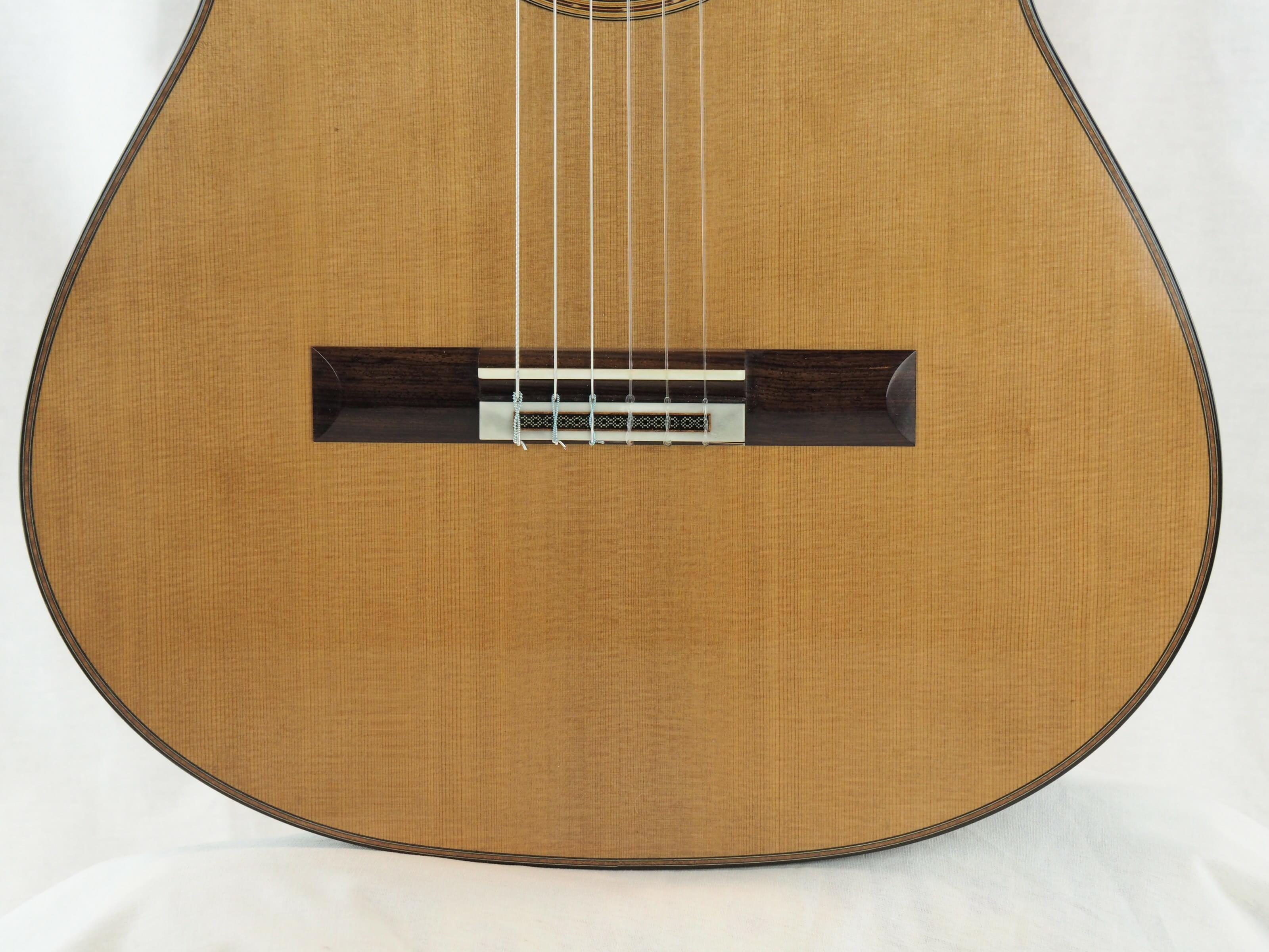 Michel Belair luthier guitare classique 2019 19BEL019-07