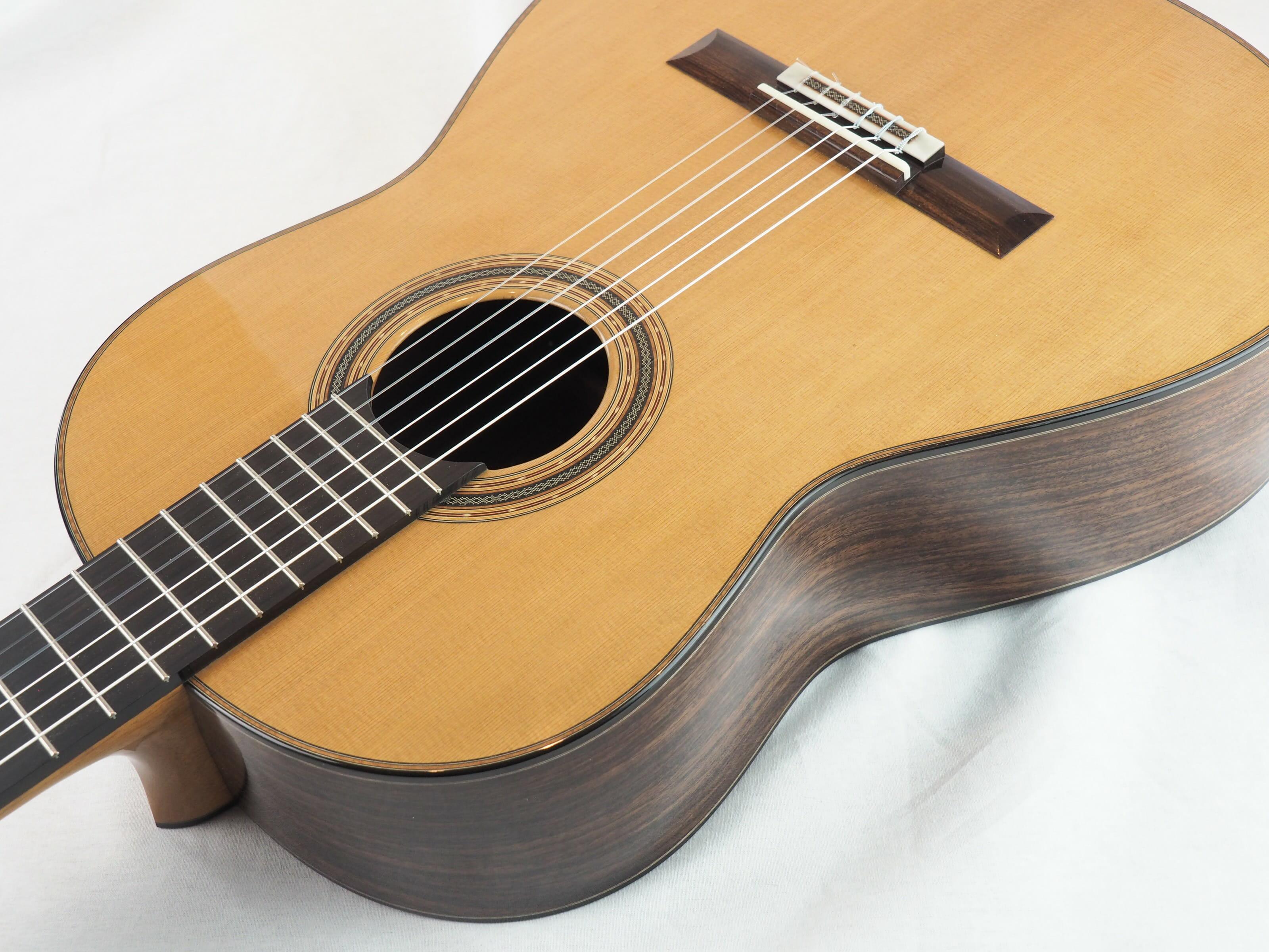 Michel Belair luthier guitare classique 2019 19BEL019-02