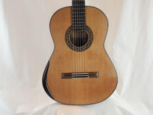 Charalampos Koumridis Luthier guitare classique N°139 19KOU139-09