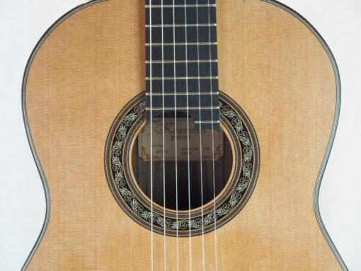 Charalampos Koumridis Luthier guitare classique N°139 19KOU139-08