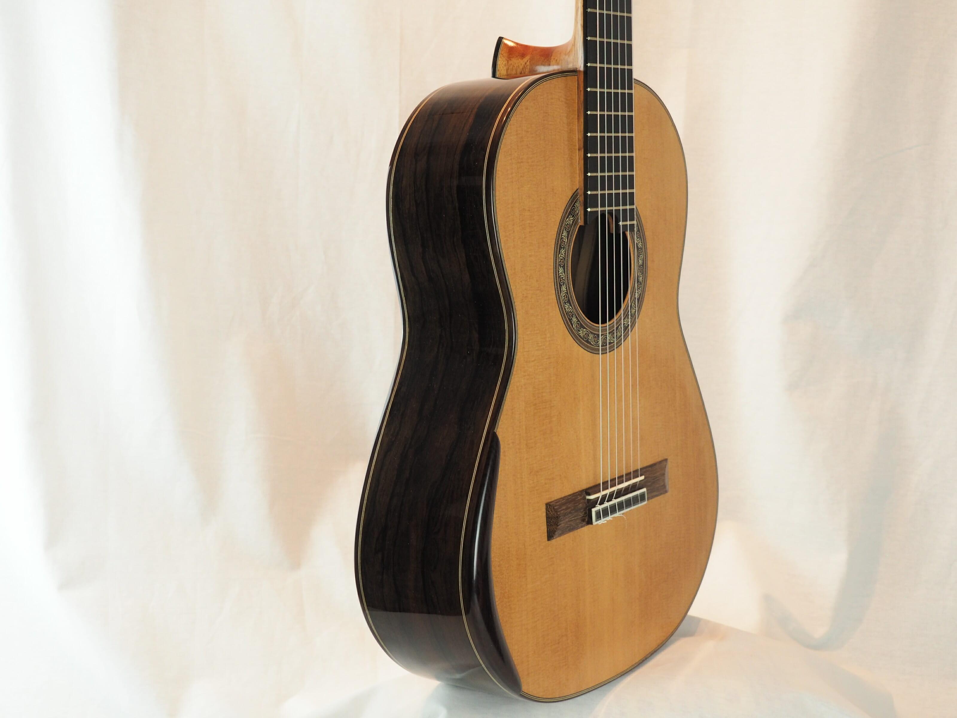 Charalampos Koumridis Luthier guitare classique N°139 19KOU139-06