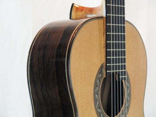 Charalampos Koumridis Luthier guitare classique N°139 19KOU139-05