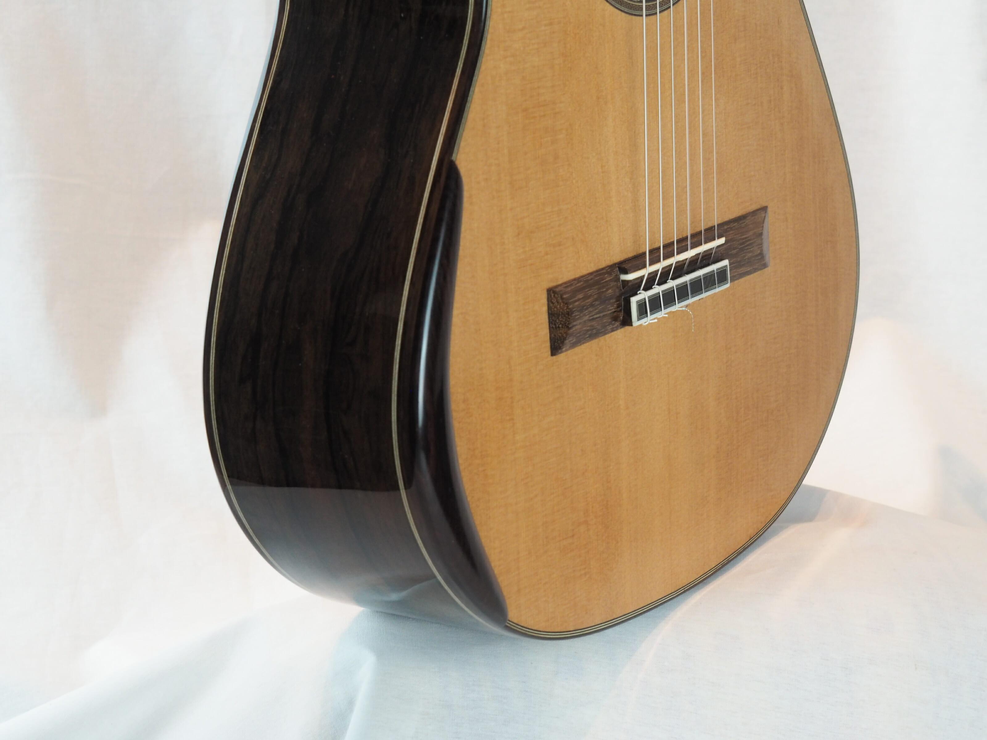 Charalampos Koumridis Luthier guitare classique N°139 19KOU139-04