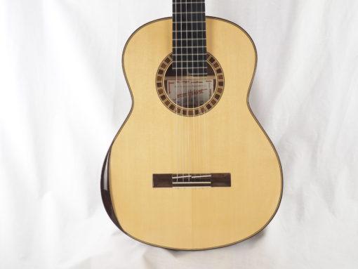 Luthier Jeroen Hilhorst Guitare classique No 131 19HIL131-08