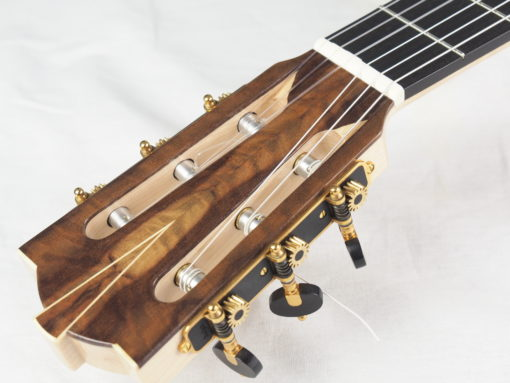 Luthier Jeroen Hilhorst Guitare classique No 131 19HIL131-01