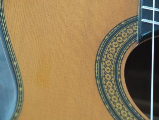 Manuel Contreras guitare classique luthier doble tap 1987 19CON087-02