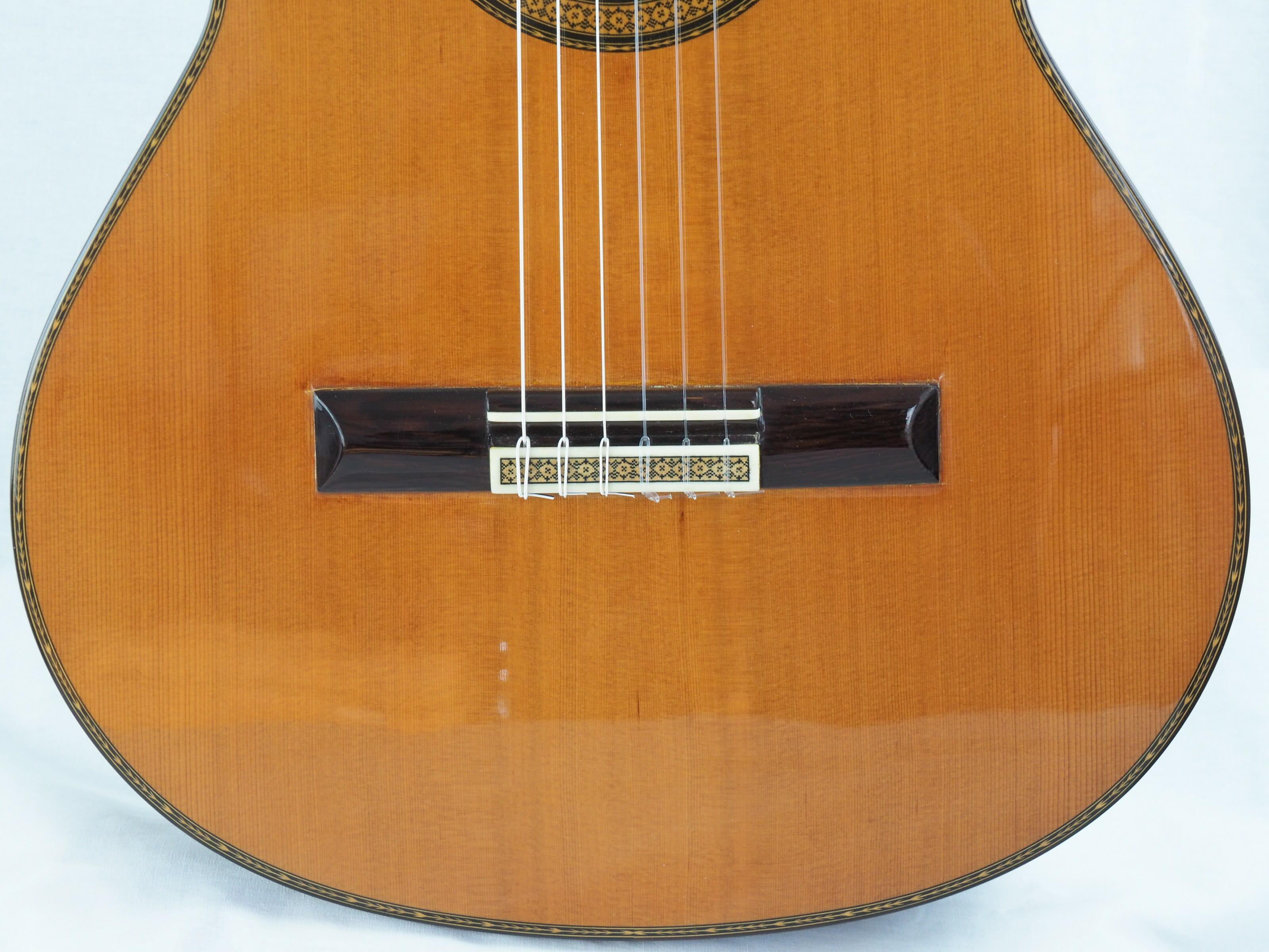 Manuel Contreras guitare classique luthier doble tap 1987 19CON087-06