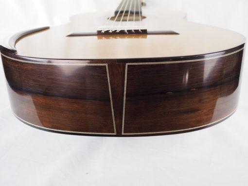 Charalampos Koumridis luthier guitare classique double-table 18KOU104-02