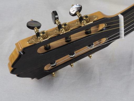 Kim Lissarrague guitare classique luthier No 19LIS311-06