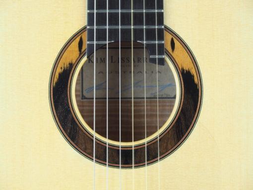 Kim Lissarrague guitare classique luthier No 19LIS311-15