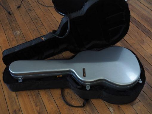 Kim Lissarrague guitare classique luthier No 19LIS311-01