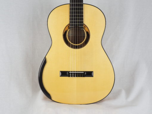 Jim Redagte guitare classique luthier No 19RED352-11