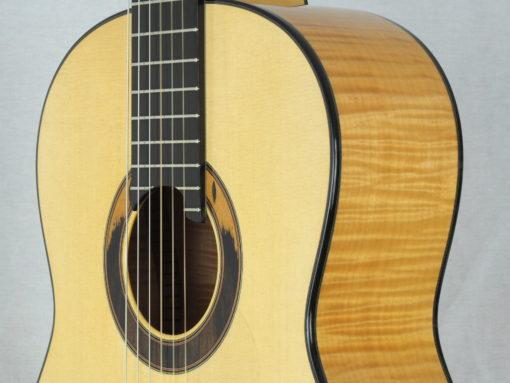 Kim Lissarrague guitare classique luthier No 19LIS311-11