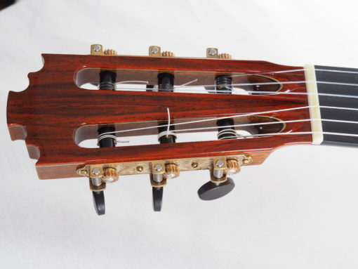 guitare classique Gypsy Rye Bear luthier lattice 18BEA018-01