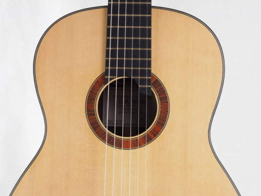 guitare classique Gypsy Rye Bear luthier lattice 18BEA018-10