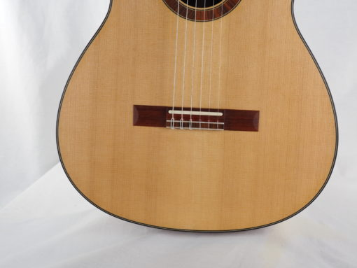 guitare classique Gypsy Rye Bear luthier lattice 18BEA018-08