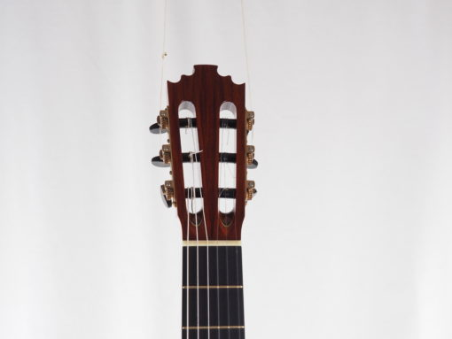 guitare classique Gypsy Rye Bear luthier lattice 18BEA018-07