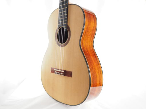 guitare classique Gypsy Rye Bear luthier lattice 18BEA018-06