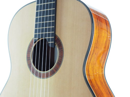 guitare classique Gypsy Rye Bear luthier lattice 18BEA018-05