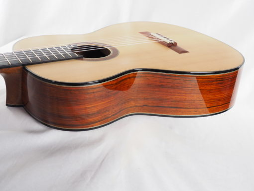 guitare classique Gypsy Rye Bear luthier lattice 18BEA018-03