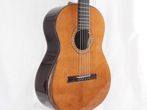 Jan Schneider luthier guitare classique No 19SCH348-04