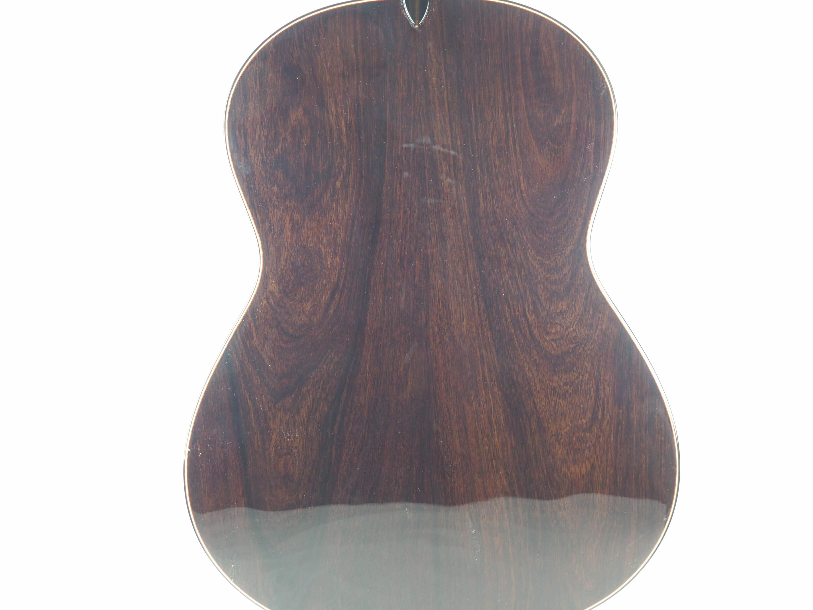 Jan Schneider luthier guitare classique No 19SCH348-02