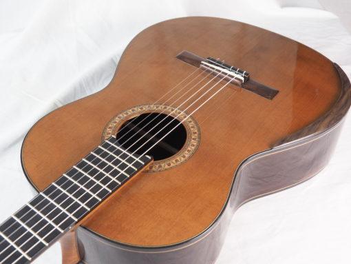Jan Schneider luthier guitare classique No 19SCH348-01