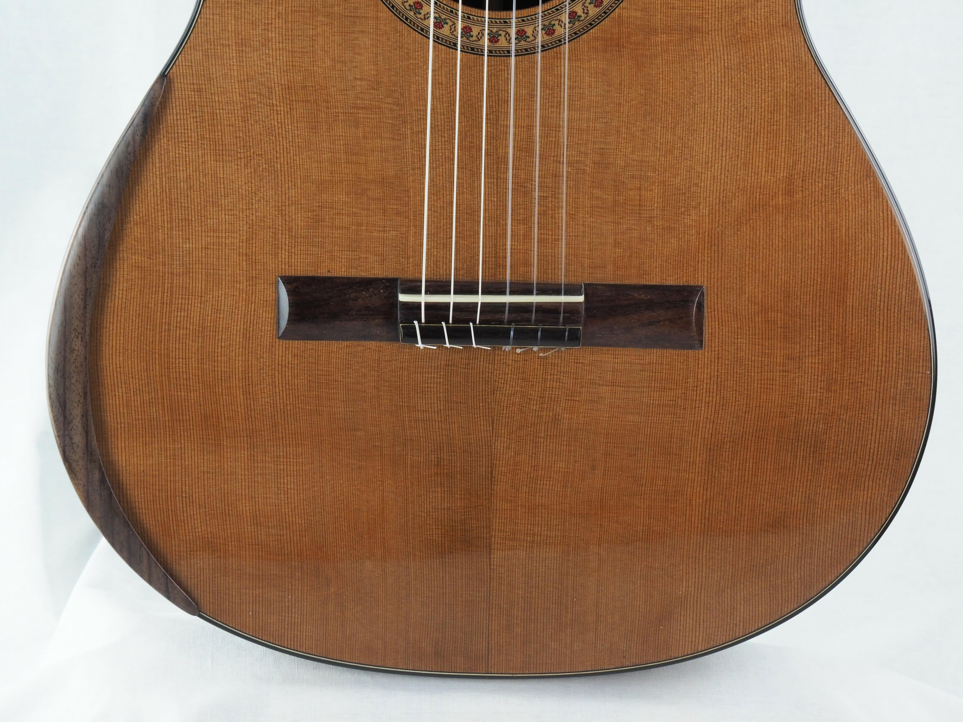Jan Schneider luthier guitare classique No 19SCH348-05