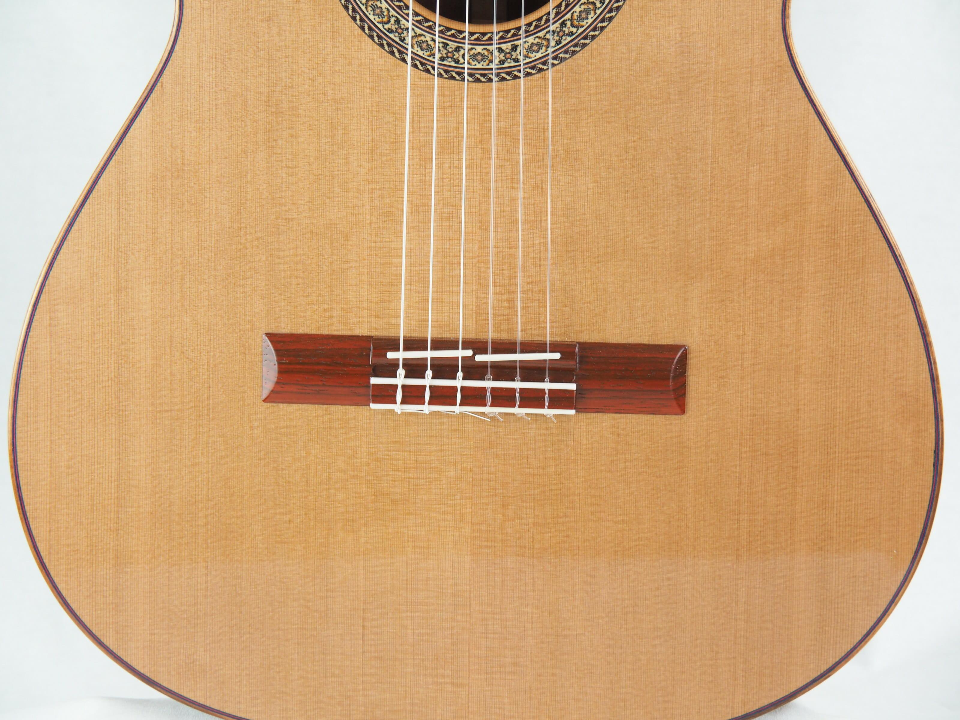 Guitare classique luthier John Price No 382 19PRI382-10