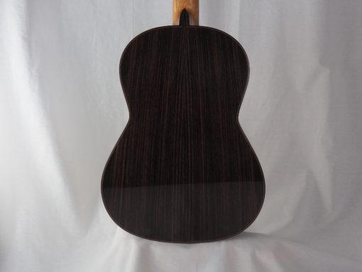 Martin Blackwell luthier guitare classique No 19BLA166-03