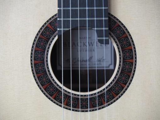 John Price luthier guitare classique No 19PRI348-05