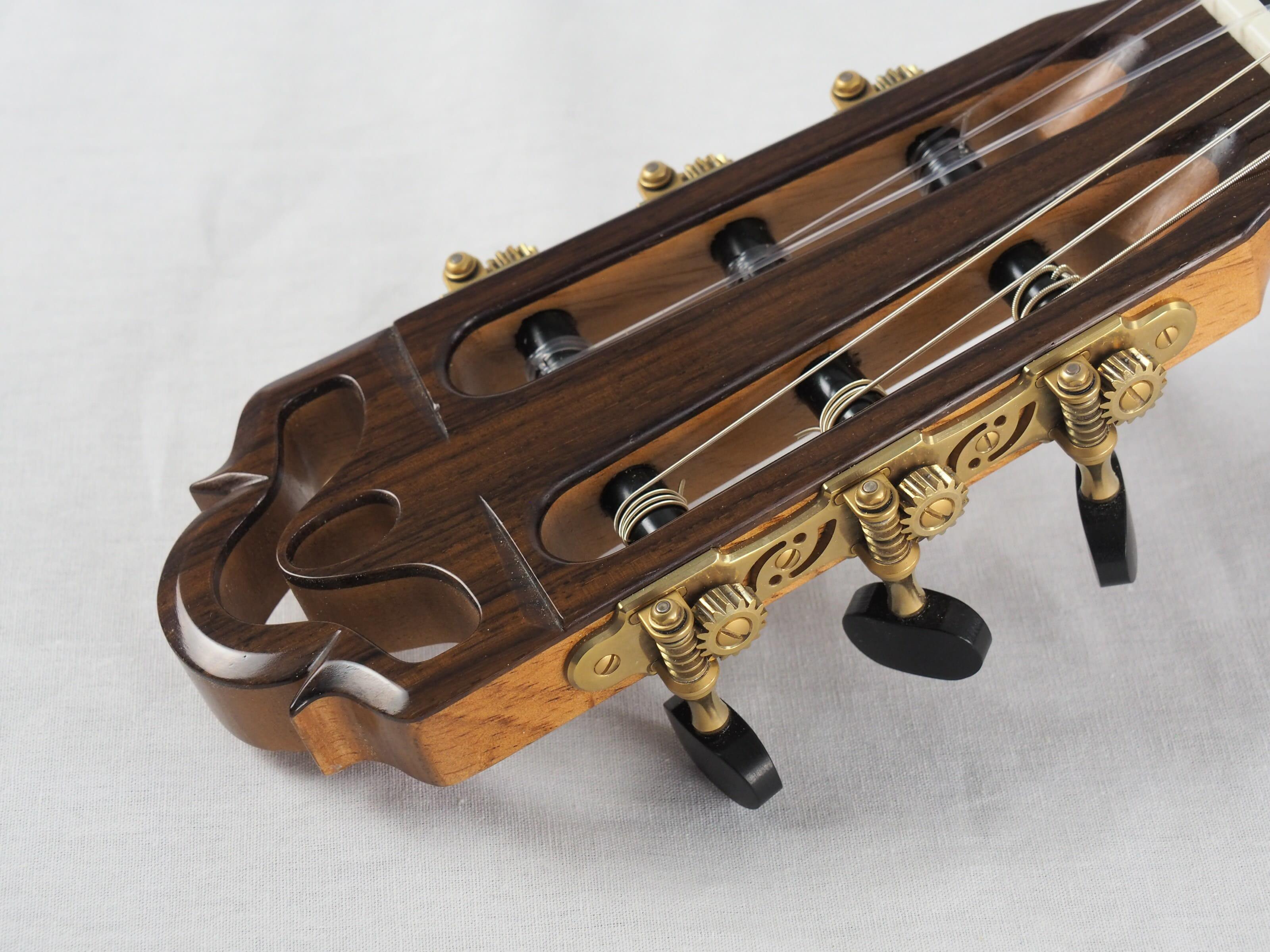 Dieter Hopf Luthier guitare classique Evolucion No 19HP180-02